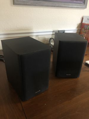 Phillips stereo speakers for Sale in Longwood, FL