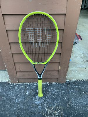 Light weight Wilson tennis racket for Sale in Boston, MA