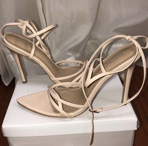 Nude heels size 11 for Sale in Stamford, CT
