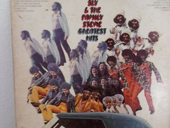 Sly And The Family Stone Greatest Hits Vinyl Album (1970) for Sale in Deltona,  FL