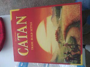 Catan board game for Sale in Tacoma, WA
