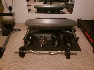 Bench and weights for Sale in Gresham, OR