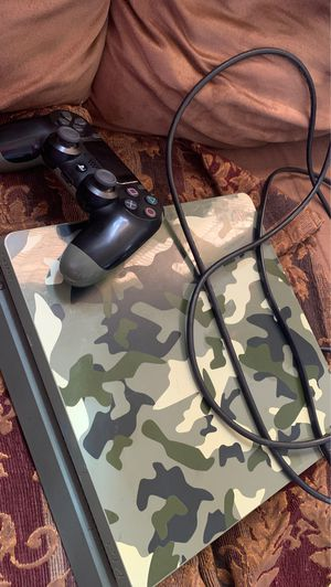 limited army edition ps4 for Sale in Wahneta, FL