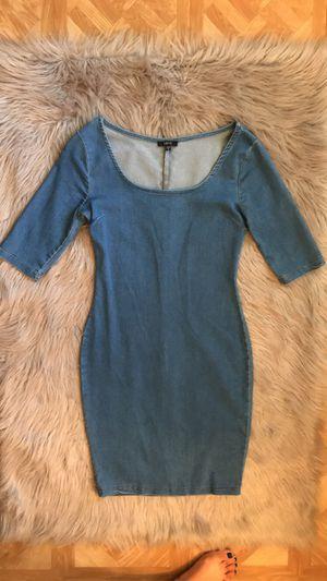 Blue Jean dress 👗 for Sale in Fresno, TX