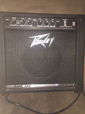 Peavey guitar amp for Sale in St. Louis, MO