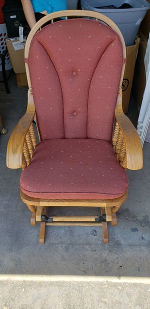 Rocking chair,twin matress, microwave stand for Sale in Layton, UT
