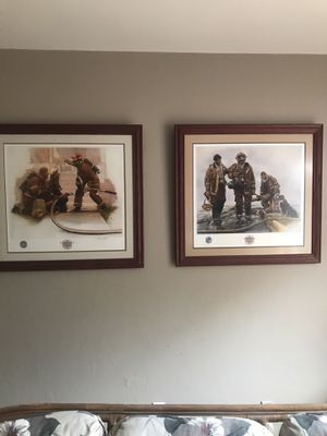 Firefighter pictures for Sale in Clinton Township, MI