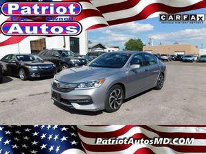 2017 Honda Accord Sedan for Sale in Baltimore, MD