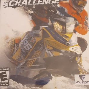SKI-DOO Snowmobile CHALLENGE (Nintendo Wii + Wii U) for Sale in Lewisville, TX