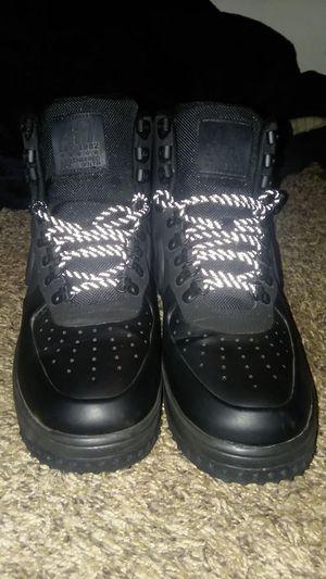 Black Nike AF1 boot for Sale in St. Petersburg, FL