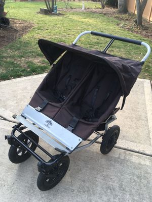 Urban Mt Buggy double wide stroller for Sale in Wheaton, IL