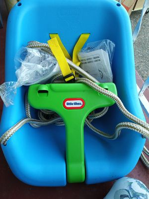 Little Tikes 2 in 1 Swing for Sale in Burlingame, CA
