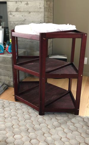 Changing table/ shelf for Sale in Los Angeles, CA