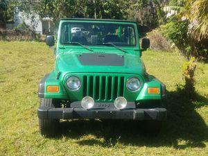 Jeep Wrangler 2005 for Sale in Palm Harbor, FL
