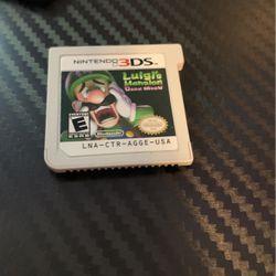 Nintendo 3ds Luigis Mansion Dark Moon for Sale in Hialeah,  FL
