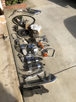 1998 Harley Sportster XL1200C parts for Sale in Corona,  CA