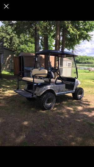 Electric golf cart 36v for Sale in Chicago, IL