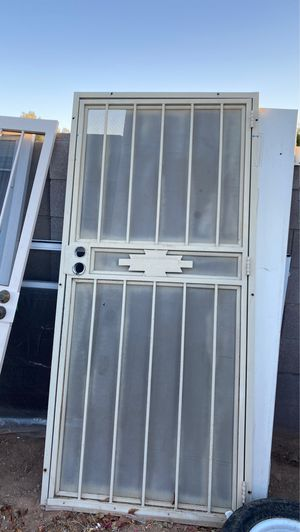 36 x 80 security door for Sale in Surprise, AZ