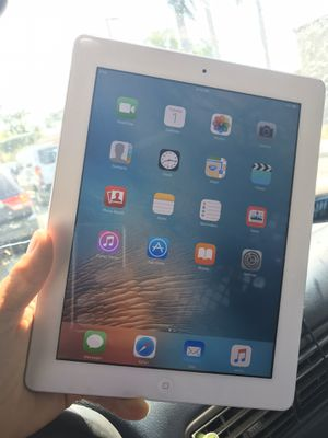 Ipad Original Appl, 16 Gb, Second Generation, Brand new. Perfect shape. No scratches. for Sale in Hialeah, FL