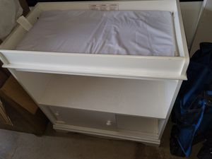 Baby Changing Table for Sale in Schaumburg, IL