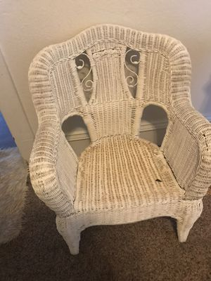 bedroom / living room chair for Sale in Waterloo, IA
