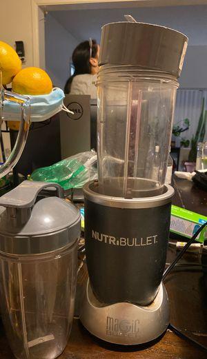 Nutrí bullet for Sale in San Diego, CA