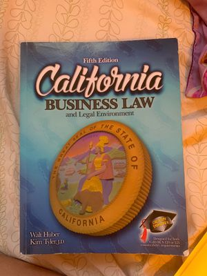 Business Law 1 book for Sale in Bell, CA