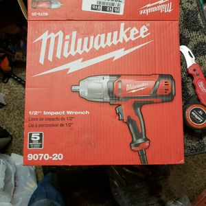 "½""Impact Wrench for Sale in Birmingham, AL"