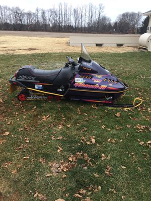 Snowmobile for Sale in Cream Ridge, NJ