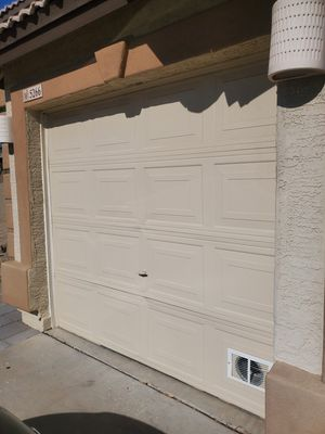 Garage door replace spring replace motor replace fix and repair for Sale in Glendale, AZ