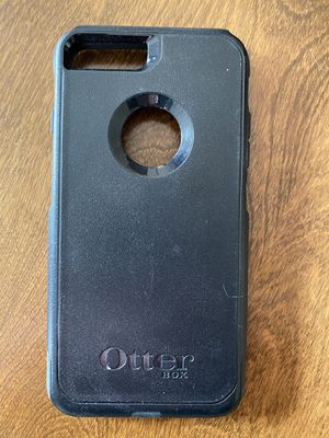 Otter box commuter for IPhone 7 Plus for Sale in Bellefontaine, OH