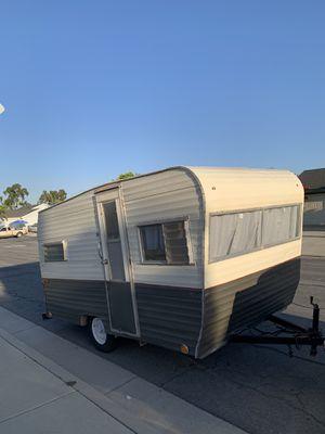 1968 vintage travel trailer 14ft for Sale in Moreno Valley, CA