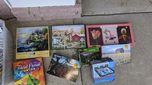 Puzzles and games for Sale in Creve Coeur, MO