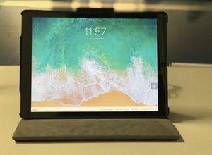 iPad 12.7 inch, 256GB LTE capability (2017) unlocked for Sale in Fairfax, VA