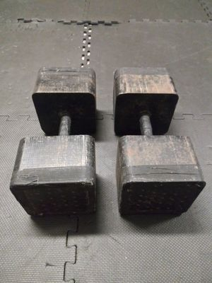 83lb dumbbells for Sale in Olympia, WA