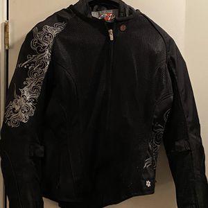 Women's XL Motorcycle Jacket for Sale in Marietta, GA