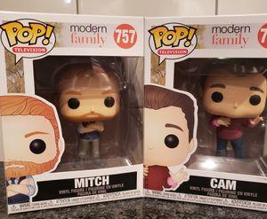 MODERN FAMILY MITCH AND CAM FUNKO POP for Sale in Phoenix, AZ