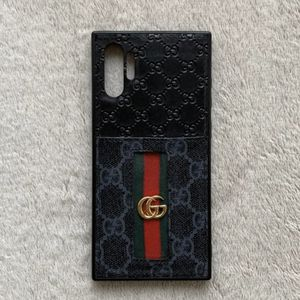 GUCCl Samsung Note 10 + plus Case for Sale in Las Vegas, NV
