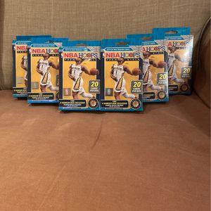 2019-2020 NBA Hoops Basketball Hanger Box Combination Special for Sale in Garden Grove, CA