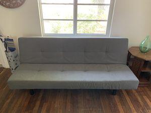 Grey Futon like new for Sale in Miami, FL