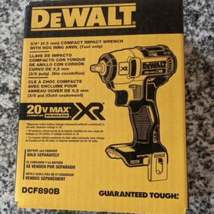 Brand New Dewalt Compact Impact Wrench. Tool Only. DCF890B. $199 Retail. for Sale in Charlotte, NC