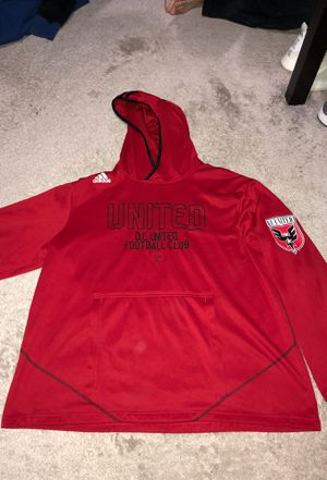 Adidas DC United Red Hoodie for Sale in Centreville, VA