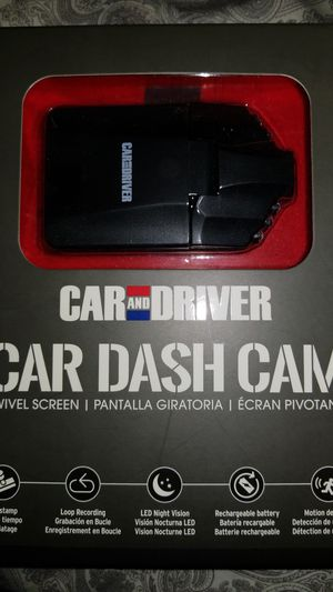 Never opened car dash cam for Sale in Erie, PA