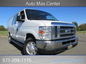 2012 Ford Econoline Cargo Van for Sale in  Manassas, VA
