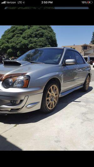 2005 Subaru sti for Sale in Fremont, CA