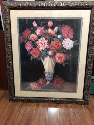 Beautiful wall frame for Sale in DEVORE HGHTS, CA