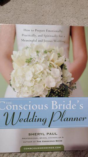The Conscious Bride's Wedding Planner for Sale in El Monte, CA