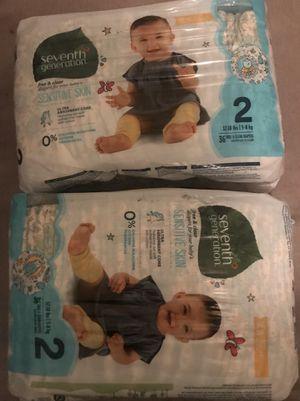 Diapers NEW size 2 for Sale in Elk Grove, CA