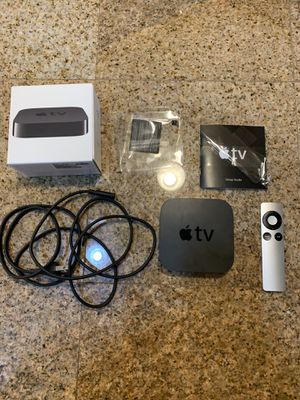 New and Used Apple tvs for Sale in Palm Springs, CA - OfferUp