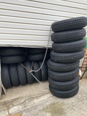 Trailer tires 205/75/15 for Sale in Kensington, MD
